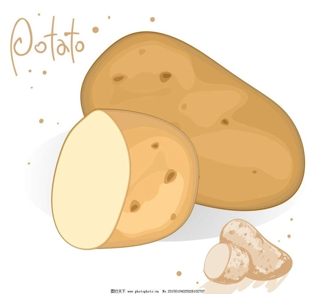 土豆图片图片