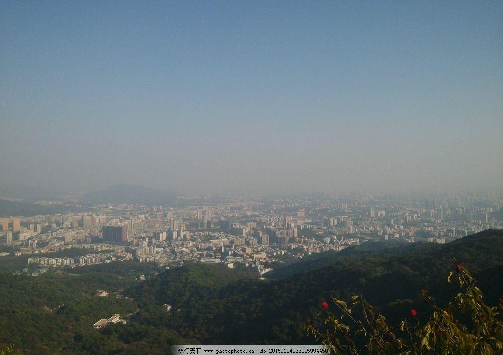 广州全景图片