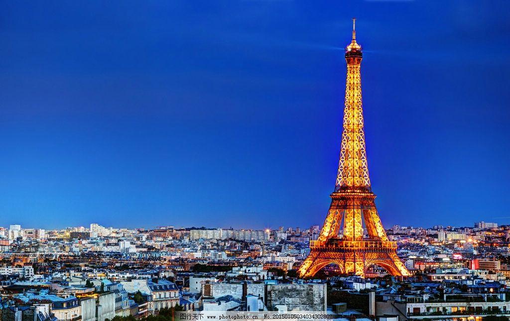 唯美巴黎图片