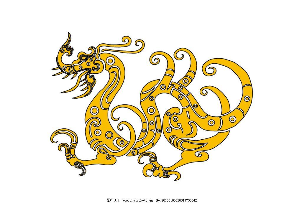 蒙古图腾边框