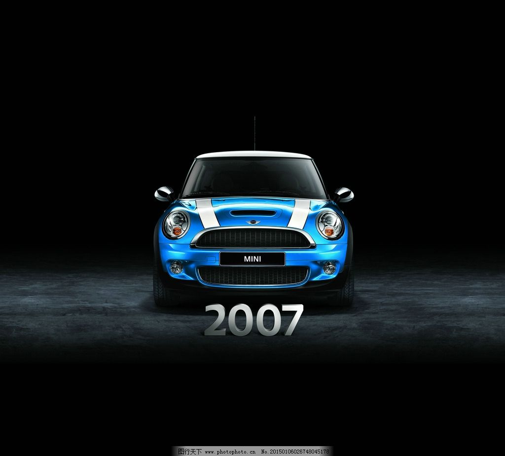 mini汽车设计手绘图