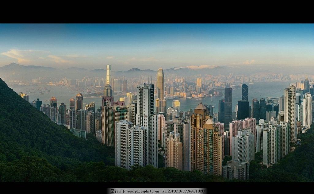 香港建筑图片
