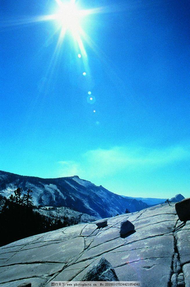 蓝天 风景图片_山水风景_自然景观_图行天下图库