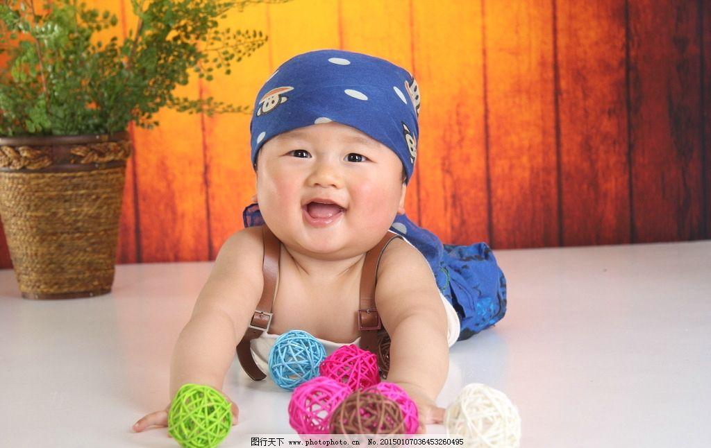 小宝艺术照 小宝照片一周