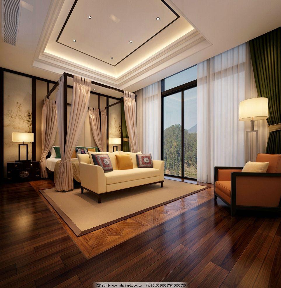 室内 设计 装修 主卧室 设计 环境设计 室内设计 72dpi jpg