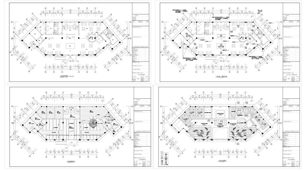 平面图 室内设计 售楼部 室内设计 环境艺术设计 平面图 钢琴 模型