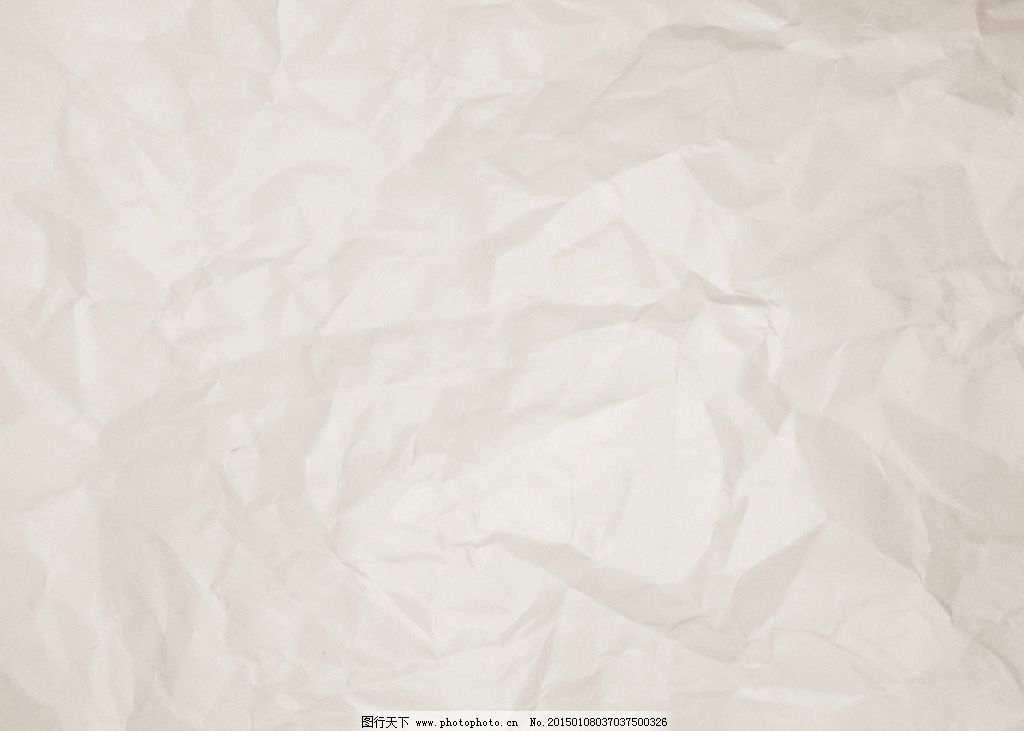 皱纸背景 纹理 摄影 生活素材图片