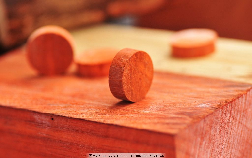 木头扣 毛坯 木头 红木 木块 红酸枝 红花梨 钮扣 纽扣 扣子 生活用品