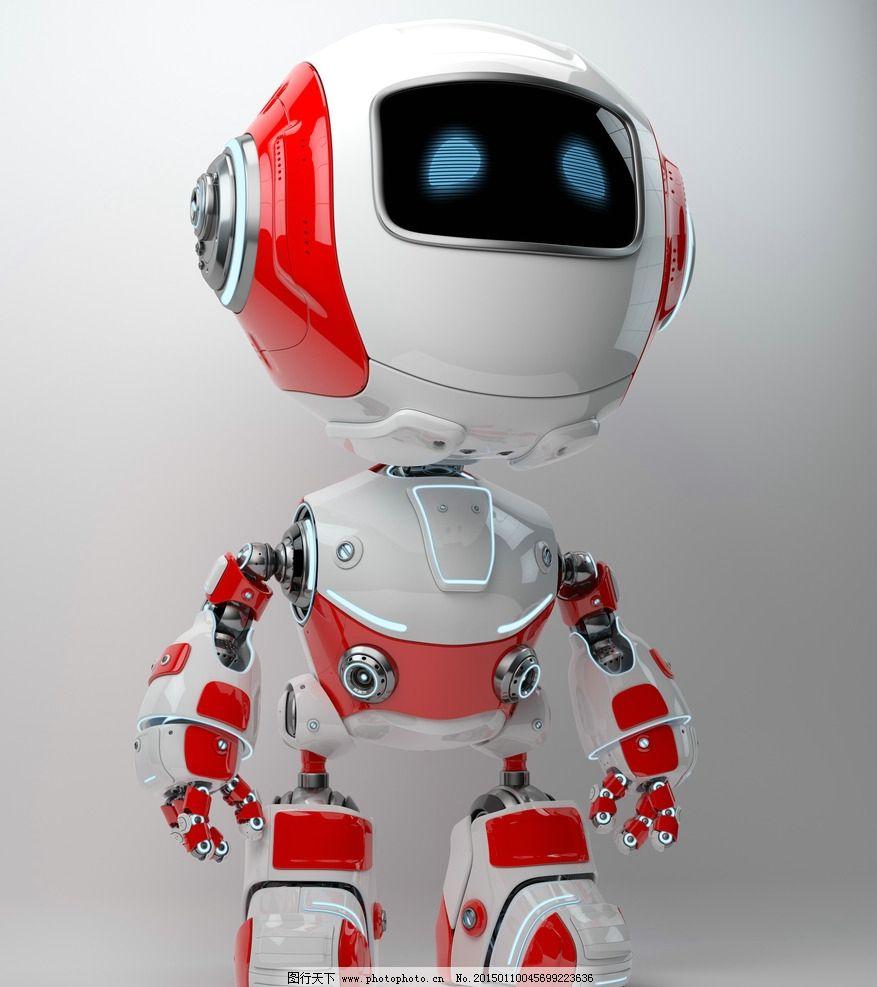 机器人 终结者 现代科技 创意 手绘 卡通动漫 卡通机器人 科技时代