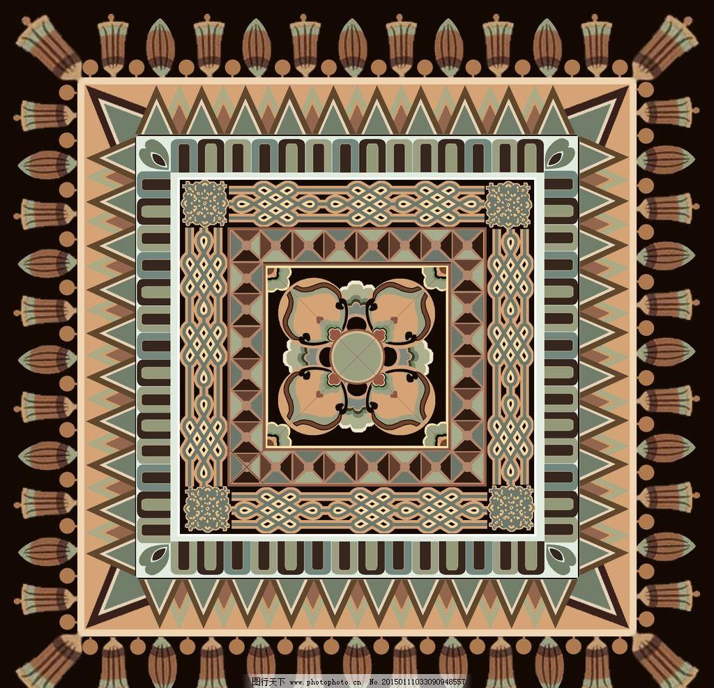 敦煌 ps分层 适合纹样 高清 花纹 设计 psd分层素材 psd分层素材 300图片