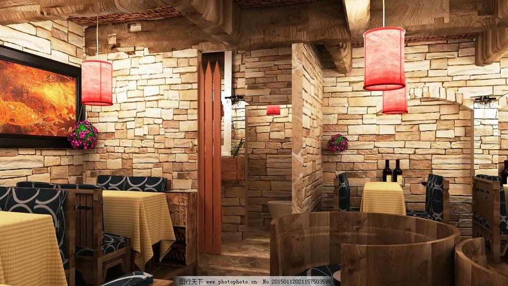 中式咖啡厅图片图片