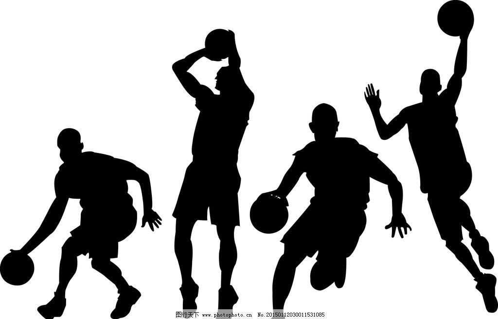 打篮球 矢量 篮球 动作 海报 展板  设计 广告设计 海报设计 300dpi