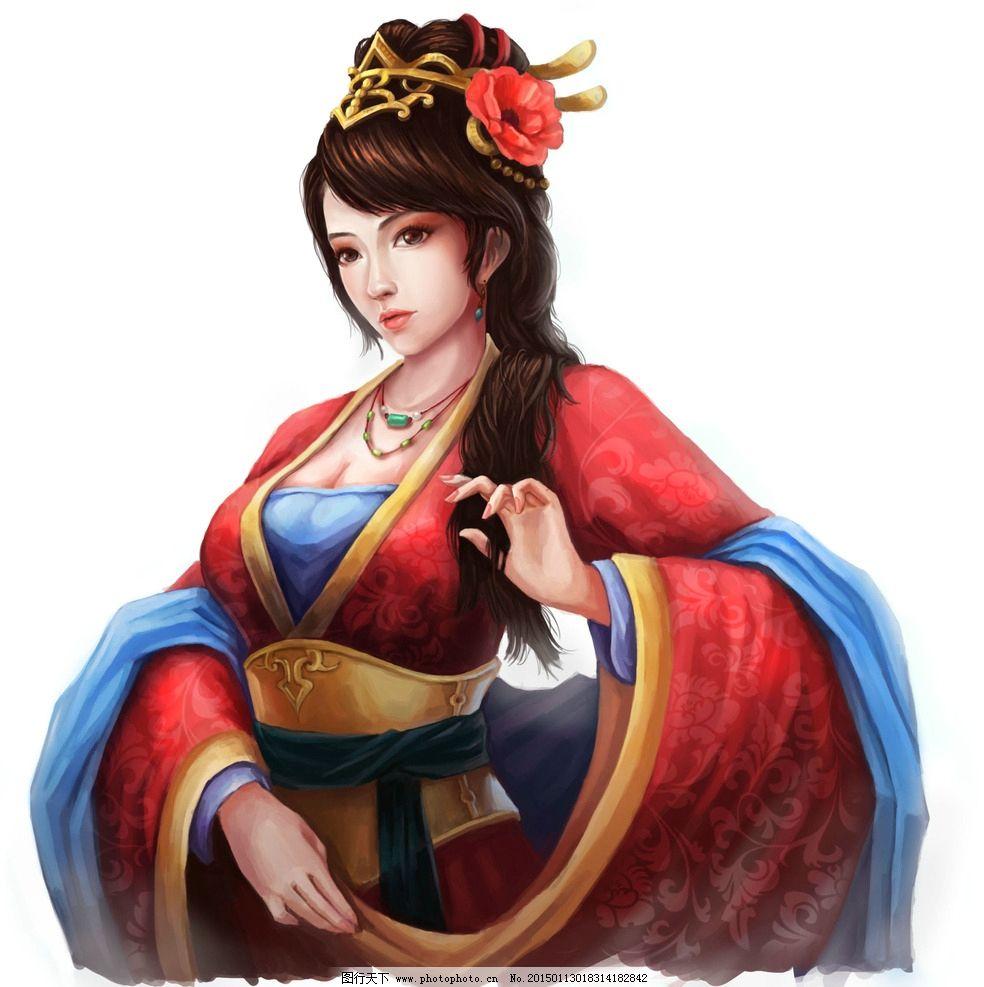 古装 古装女子