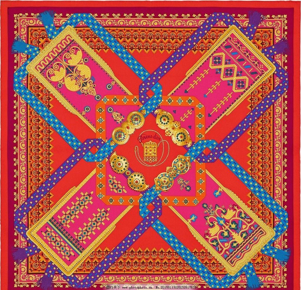 方巾 图案 纹样 丝巾 围巾 h家 边框 底纹 蝴蝶 花边花纹 jpg 设计