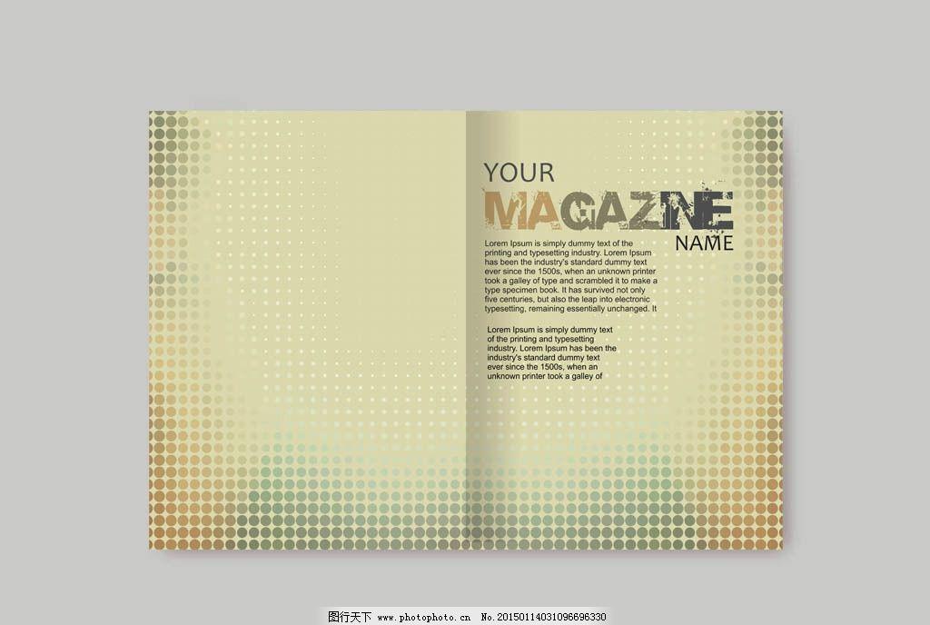 复古简约国外书籍封面设计图片
