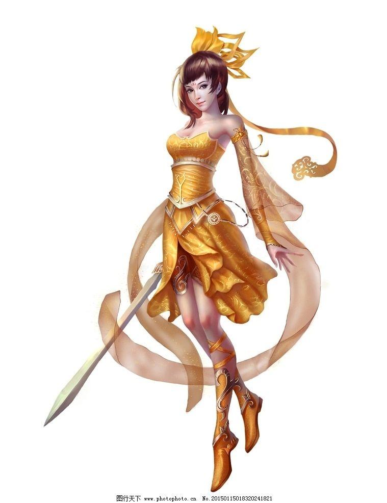 游戏 游戏原画 原画 游戏人物 网游 武侠 玄幻 动漫人物 动漫 美女