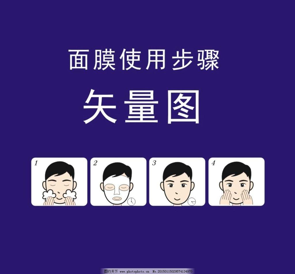 面膜使用方法 面膜 使用顺序