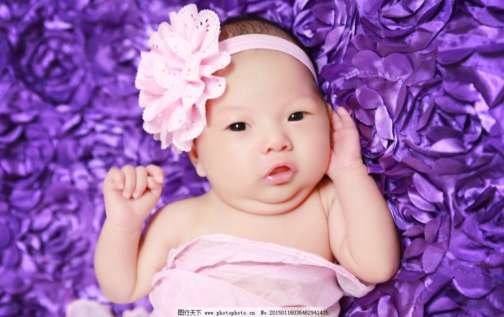 可爱小宝宝图片_人物摄影
