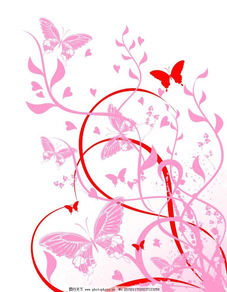 底图背景素材 背景图片素材 欧式花纹 背景花纹 法式花纹图片