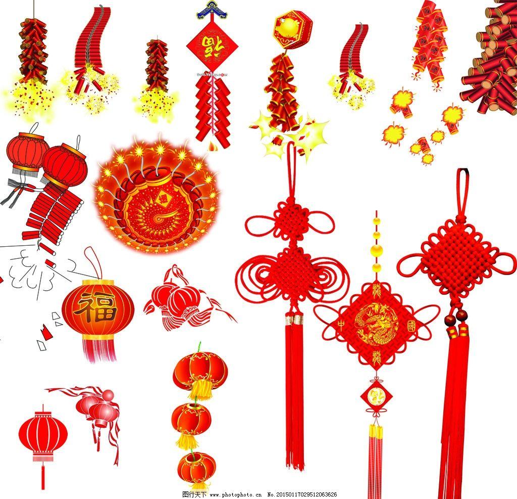 春节小装饰图片