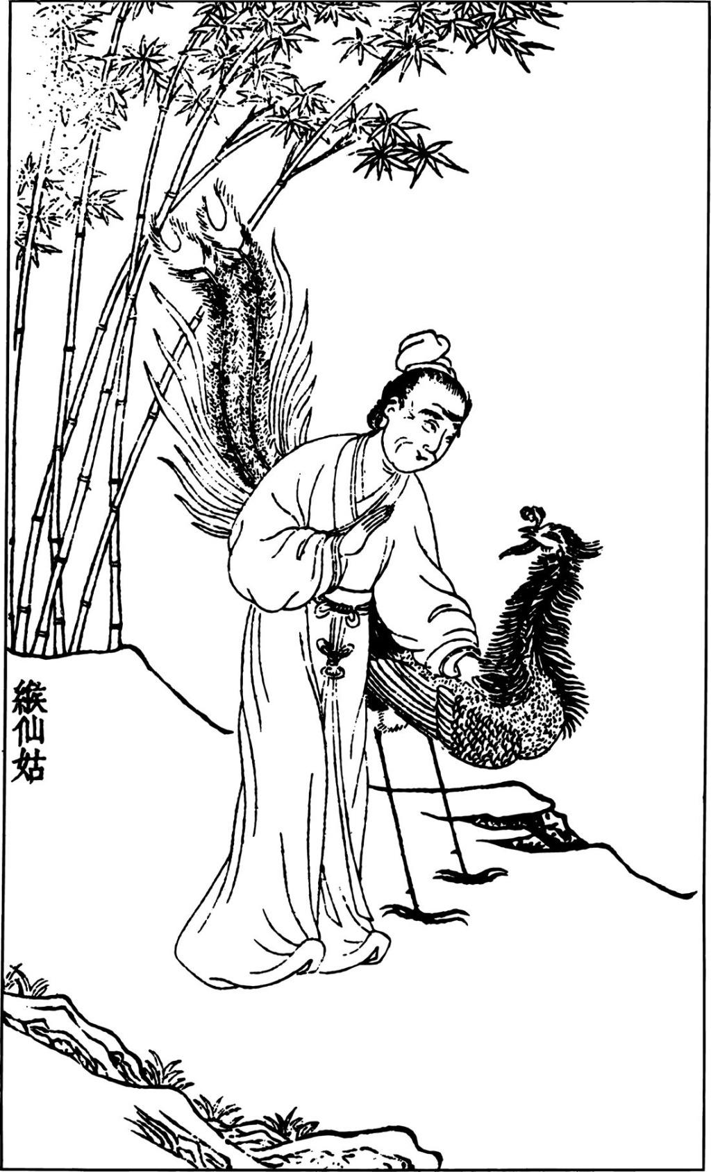 中国风人物素材162
