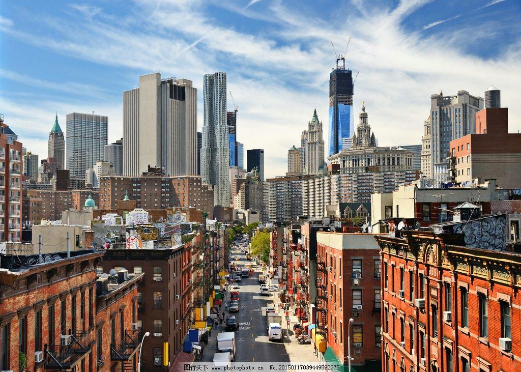 城市建筑 国外城市风光