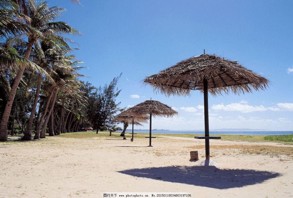 沙滩 蓝天沙滩 阳光沙滩 摄影 自然景观 自然风景 海边沙滩 大海沙滩