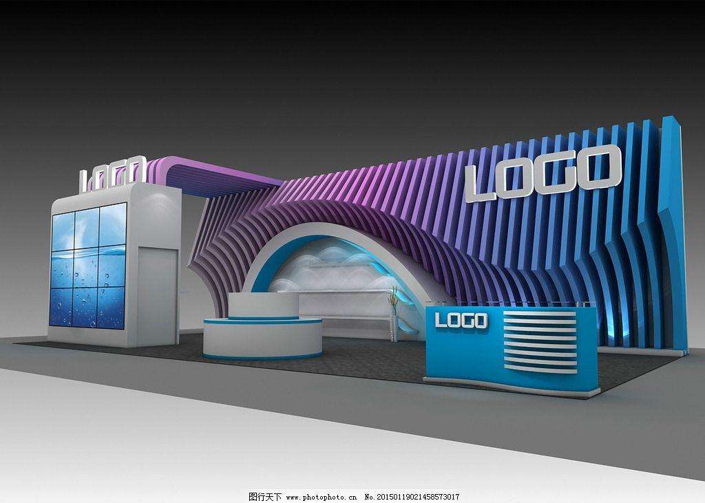 科技展 电子展 游戏展 机械展 半导体展 政府展 欧式展台 中式展台图片