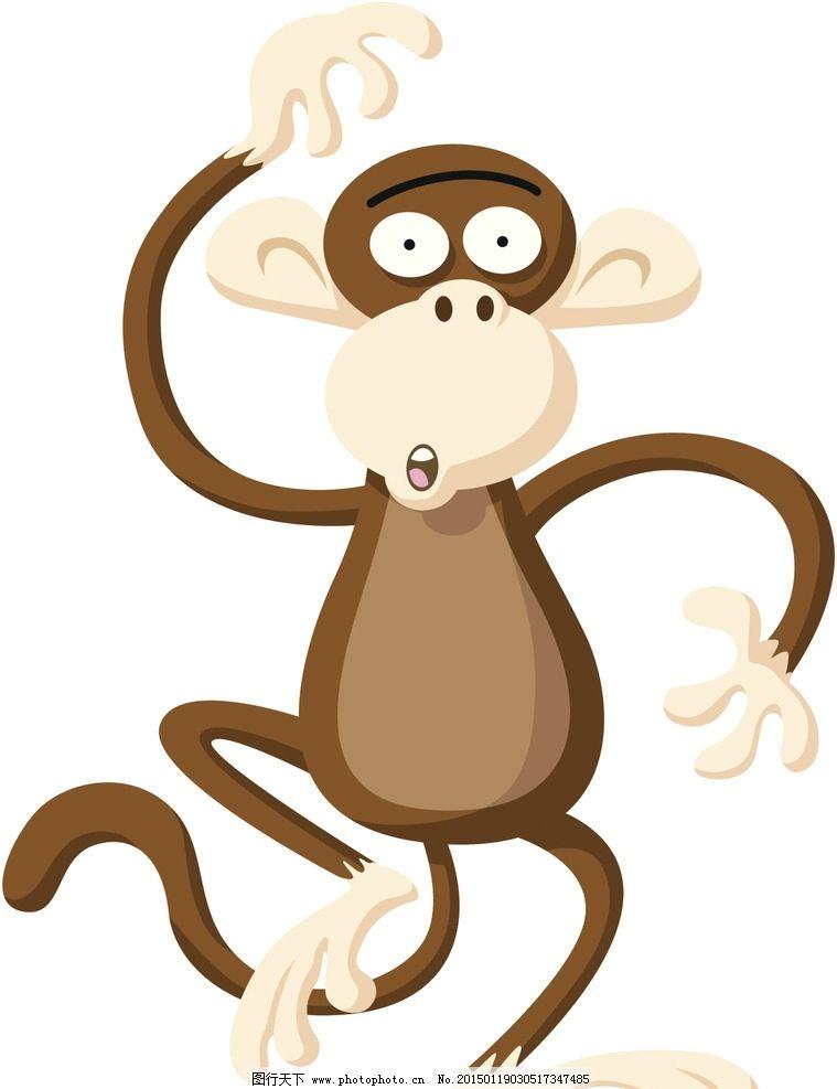 猴子儿歌简谱歌谱