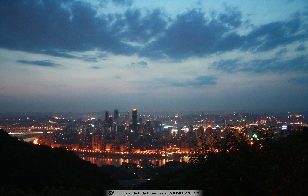 唯美 风景 风光 人文 城市 时尚 现代 繁华 重庆 夜景 建筑  摄影
