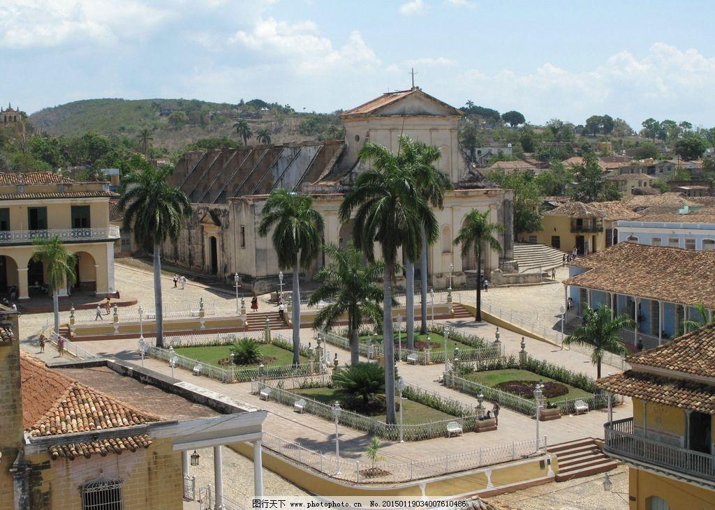 唯美 风景 风光 人文 建筑 城市 古巴 南美 摄影 旅游摄影 国外旅游