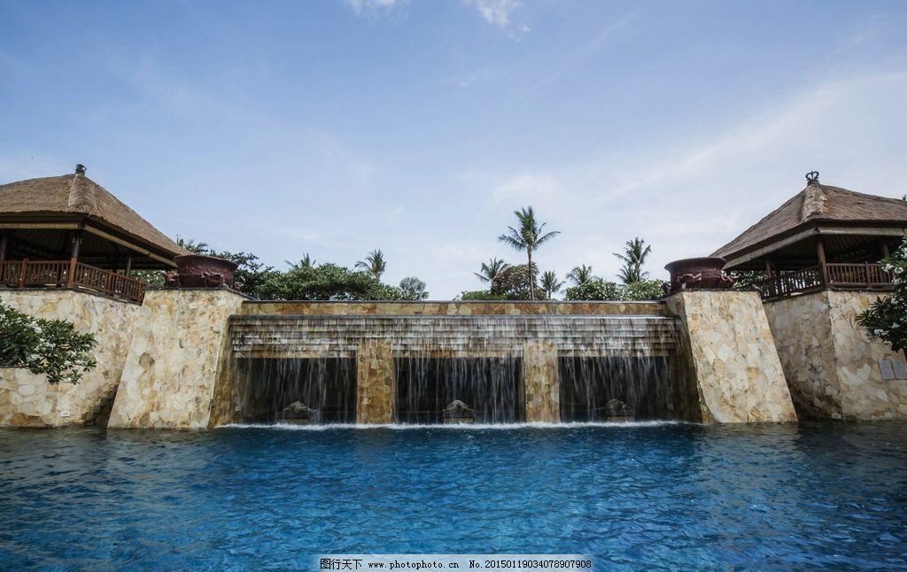 巴厘岛度假村图片