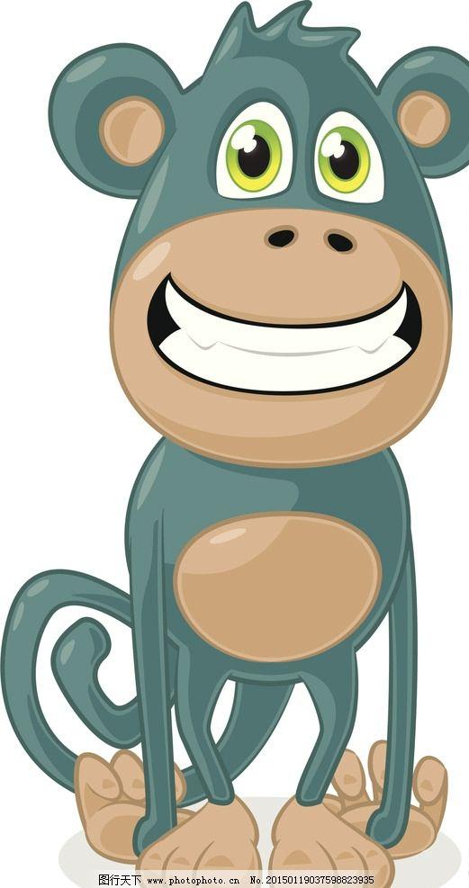 动物猴子微信头像