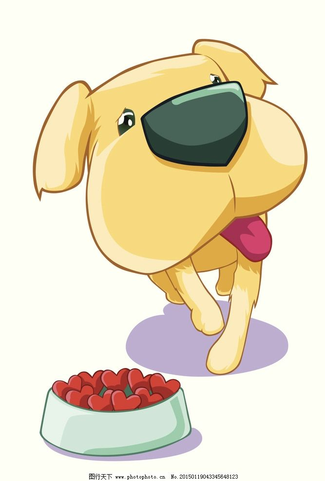 十二生肖 动物 卡通 漫画 生肖 狗  设计 动漫动画 其他 300dpi jpg