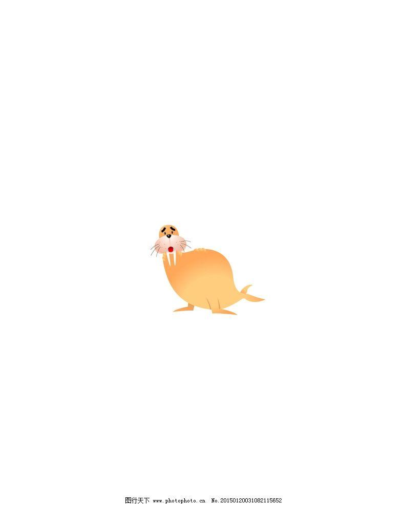 动物 小动物 动物设计 矢量图 可爱 图形 共享
