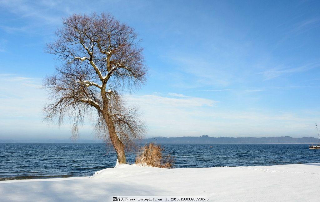 唯美 风景 风光 海边 大海 秦皇岛 雪 雪景 冬天 冬季 摄影 旅游摄影