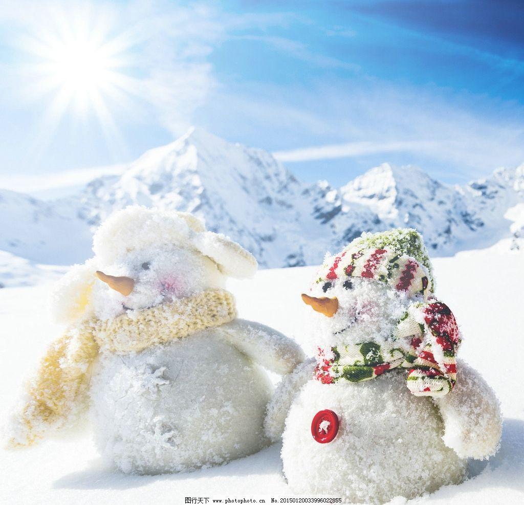 唯美 风景 风光 自然 雪 雪景 雪人 浪漫 可爱 秦皇岛 摄影 旅游摄影