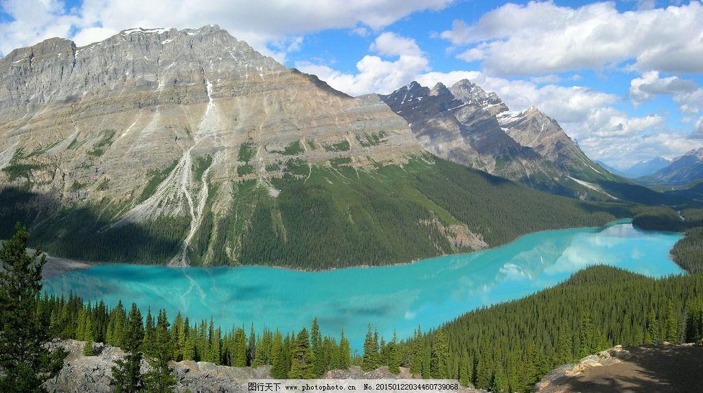 加拿大风景 北美洲