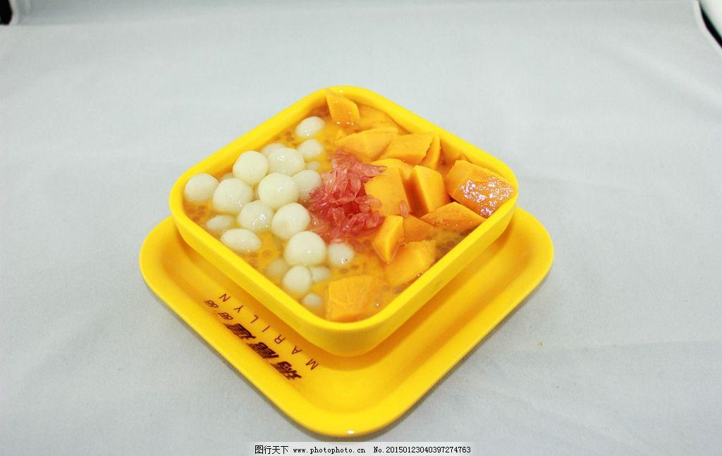 日韩甜品简笔画
