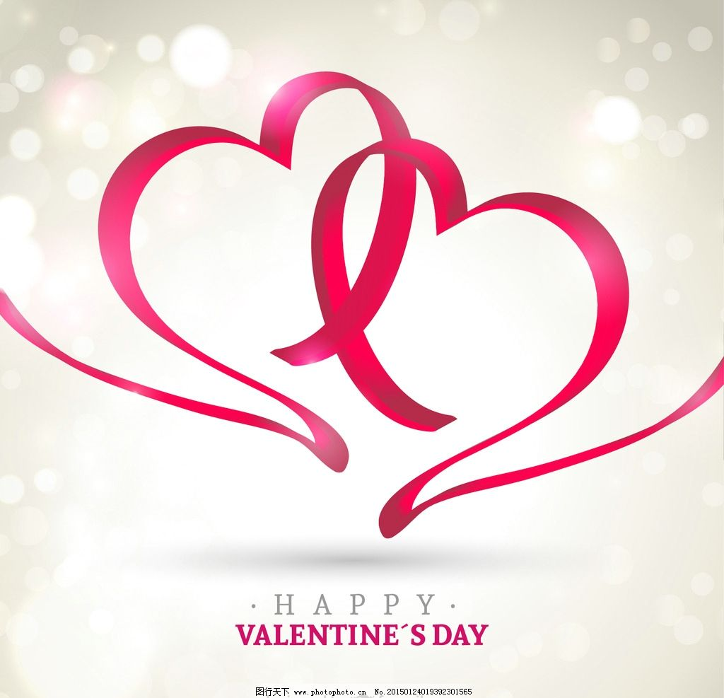 情人节心形图片,爱情 唯美 背景 文化艺术 节日庆祝