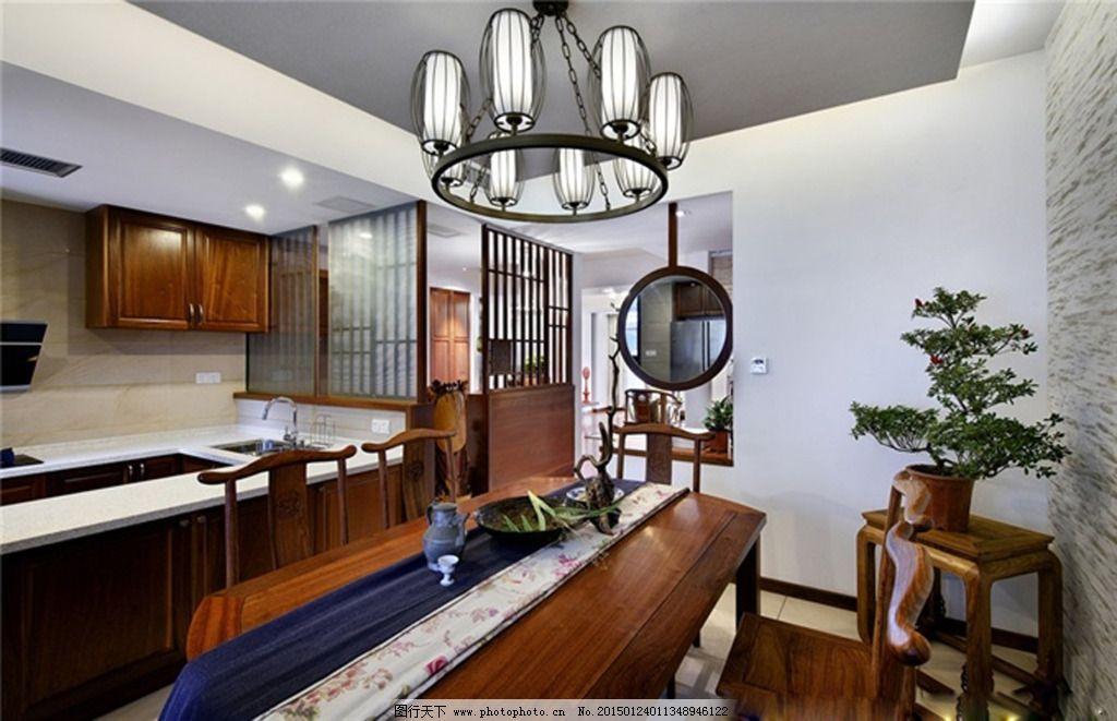 中式素材 中式素材免费下载 客厅 欧式 室内设计 室内效果图 阳台