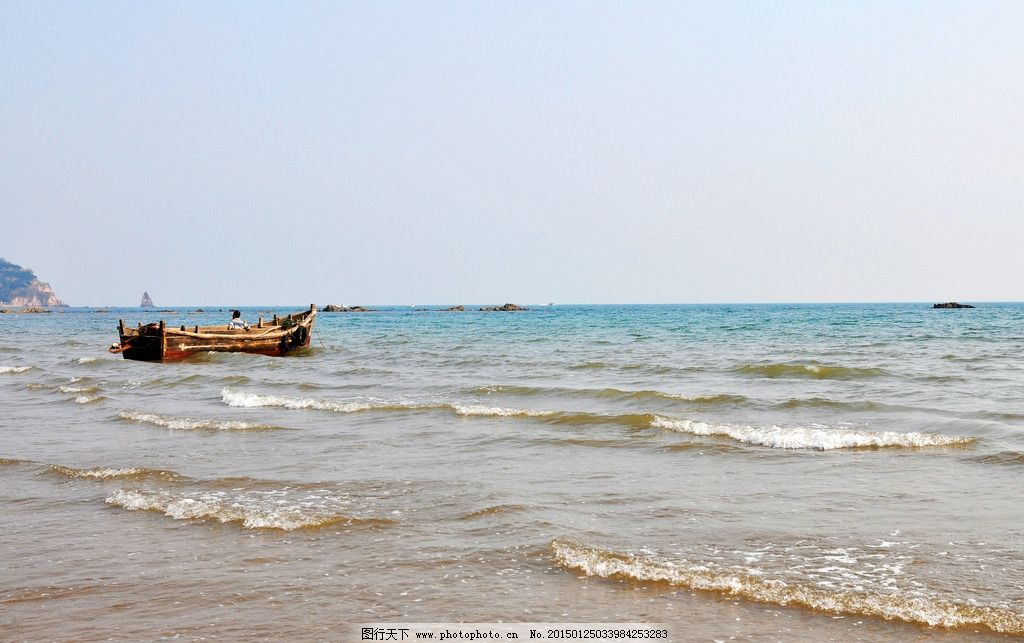 青岛渔船 青岛风光 青岛海景 大海 风光摄影 风景 海水 旅游摄影