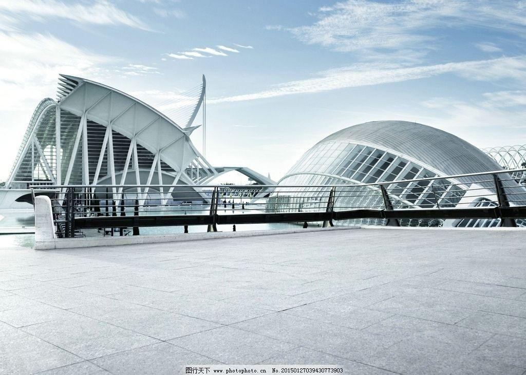 超现代建筑图片