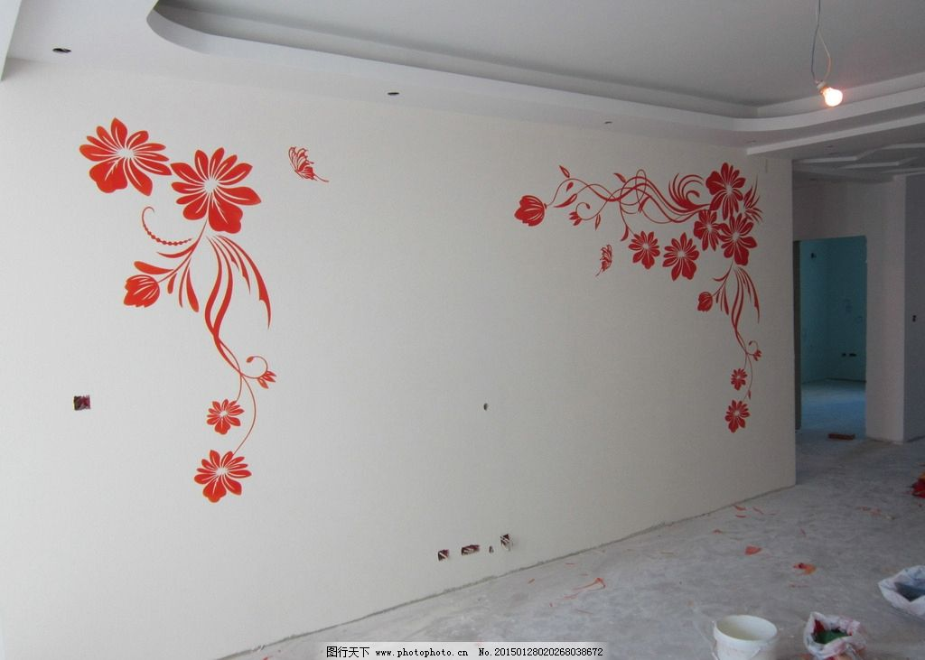 硅藻泥 对角 图案 电视墙 图藤 设计 底纹边框 背景底纹 cdr