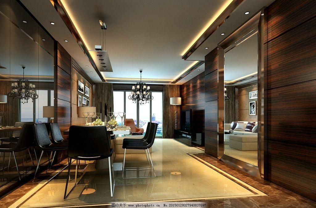 现代风格室内图片