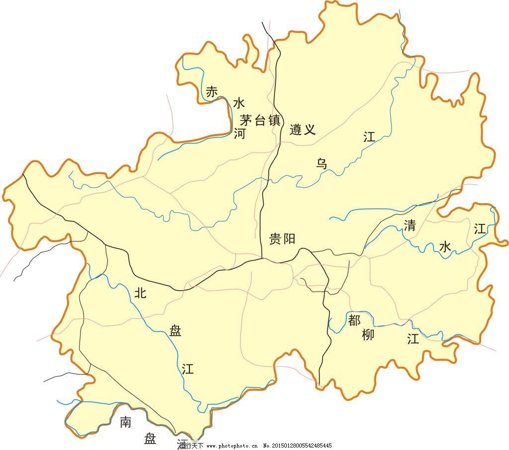 茅台镇地图