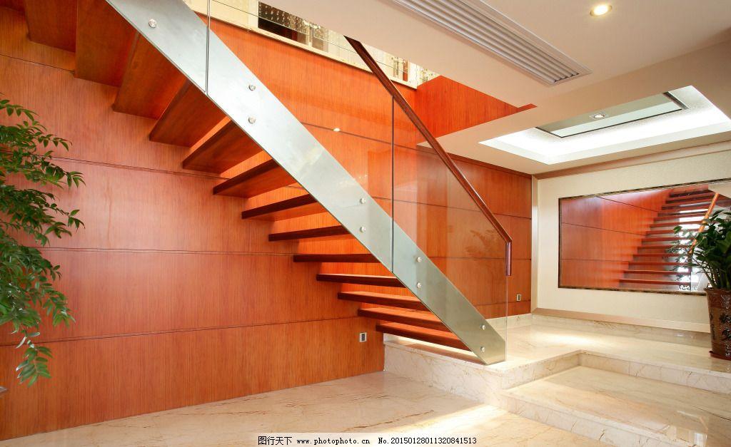 复式内楼梯效果图