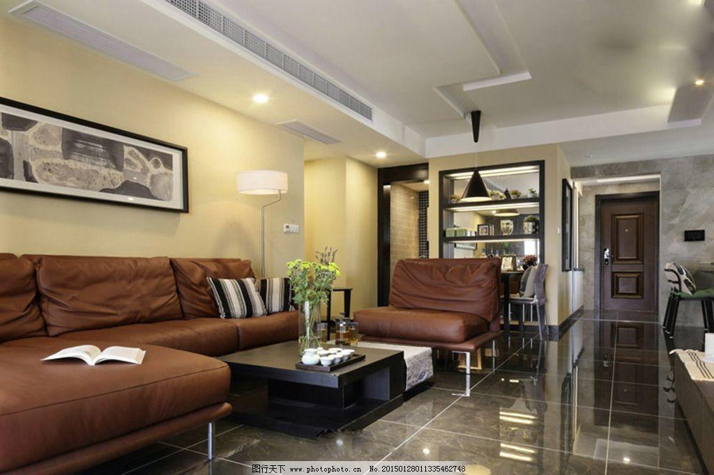 3d效果图素材 地板 室内效果图 走廊 室内装修效果 家居装饰素材