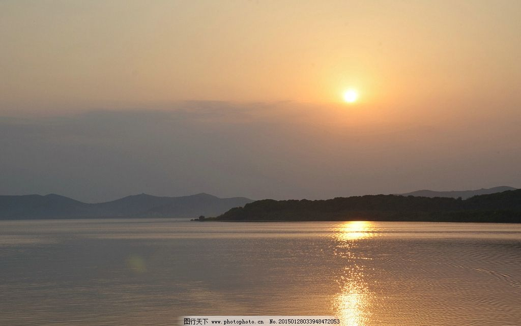 唯美 风景 风光 旅行 江苏 太湖 夕阳 落日 日落 黄昏 傍晚 湖 摄影
