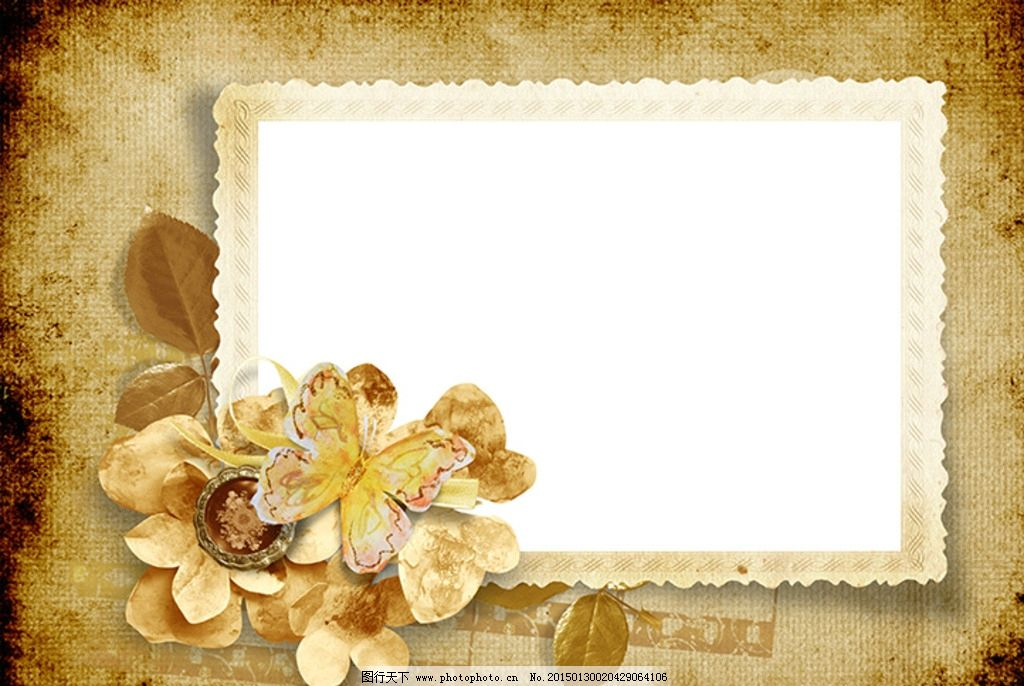 花卉电子相框 花卉电子相册 相册模板 相框模板 怀旧相框 怀旧相册